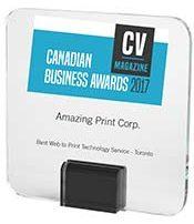 Slava Apel | CV Magazine Canadian Business Awards 2017