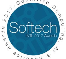 Slava Apel | Softech Cognitive Computing AI & Robotics Award 2017