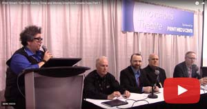 Print Smart: Tools for Saving Time and Money! Graphics Canada Expo Part 1