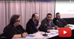 Data, Privacy and the Cloud! Graphics Canada Expo Part 2
