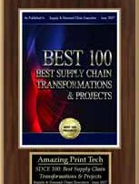 Slava Apel | Best 100 Supply Chain Transformations & Projects