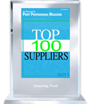 Slava Apel | Print Professional Magazine Top 100 Suppliers 2011