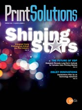 Print Solutions Magazine Cover