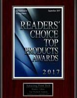 Readers Choice Top Products Award 2017 | Printing News