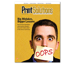 Is Cloud Computing On Your Horizon? | Print Solutions Magazine
