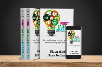 Print Sales and Marketing Book